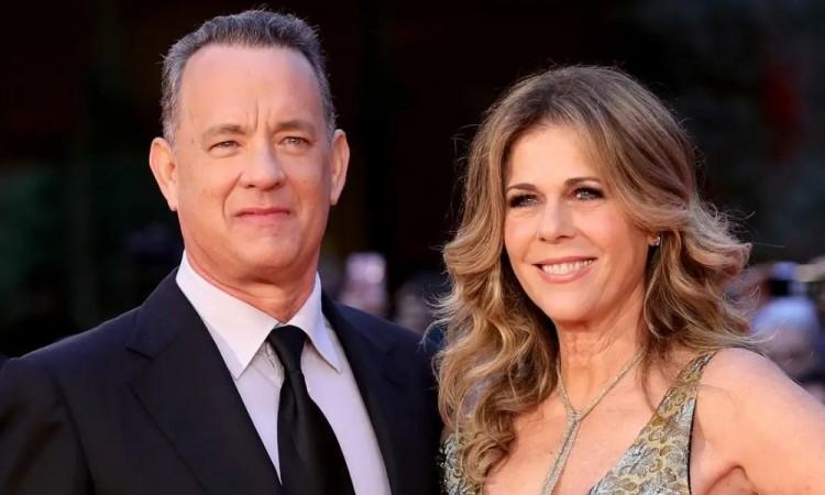 Tom Hanks y su esposa, Rita Wilson libran el coronavirus