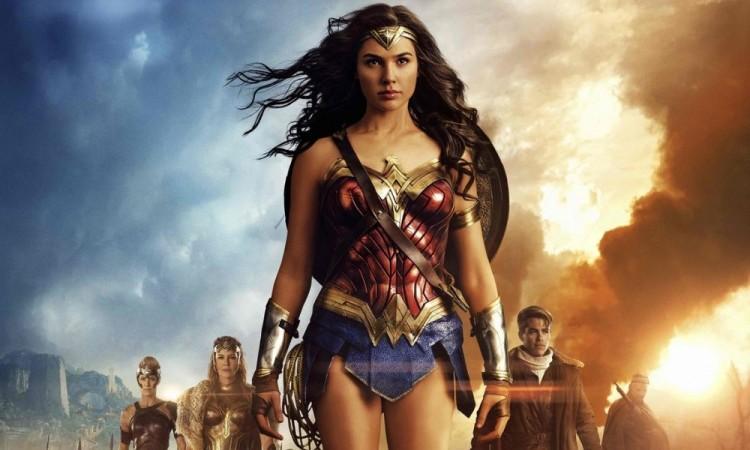 Confirman el estreno en cines de Wonder Woman 1984