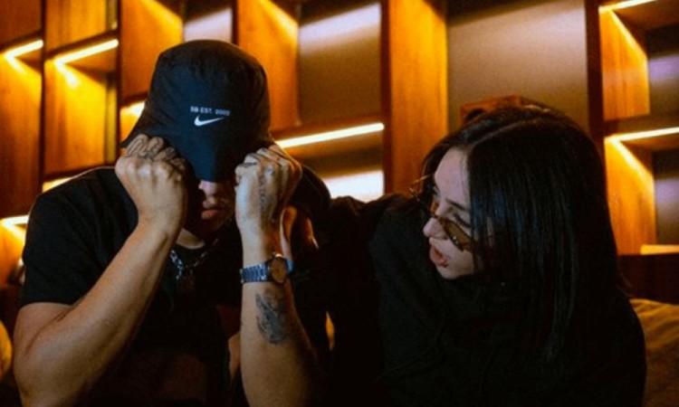 Alemán confirma colaboración con Nicki Nicole