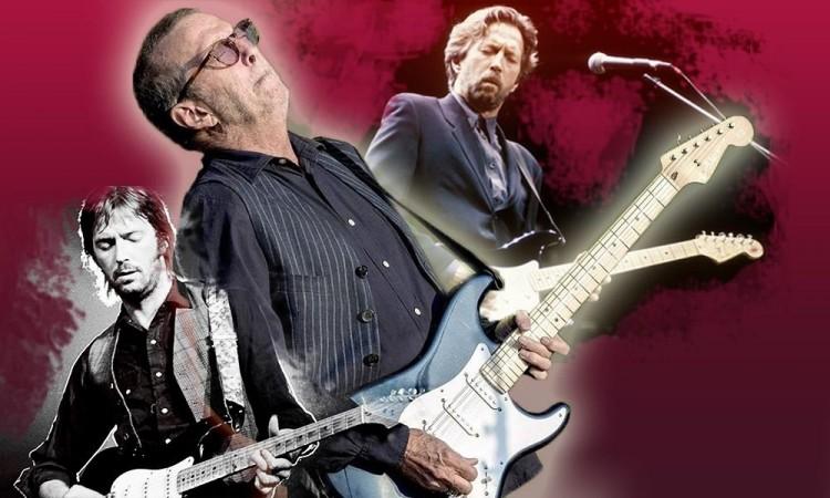 Eric Clapton el rockero que llega a los 75 años