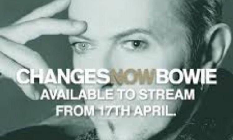 Lanzan material inédito de David Bowie