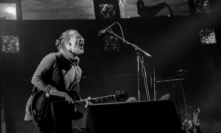 Por cuarentena Radiohead compartirá conciertos en vivo