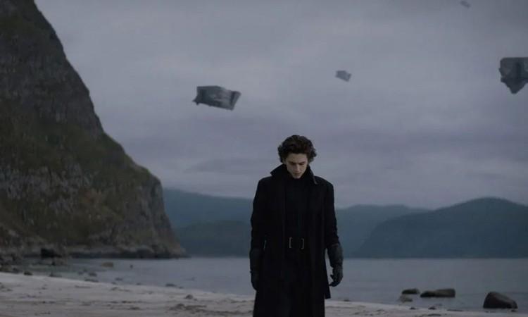 Dune protagonizada por Timothée Chalamet revela su primera imagen
