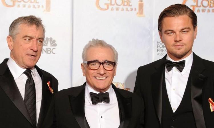 Leonardo Dicaprio, Robert De Niro y Martín Scorsese le hacen frente al Covid-19