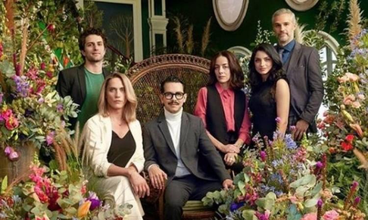 Regresa Virginia de la Mora a La casa de las Flores