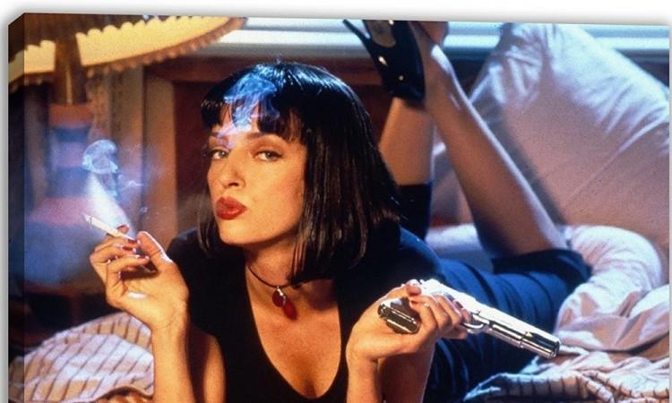 Uma Thurman, la musa de Tarantino llega a los 50 años