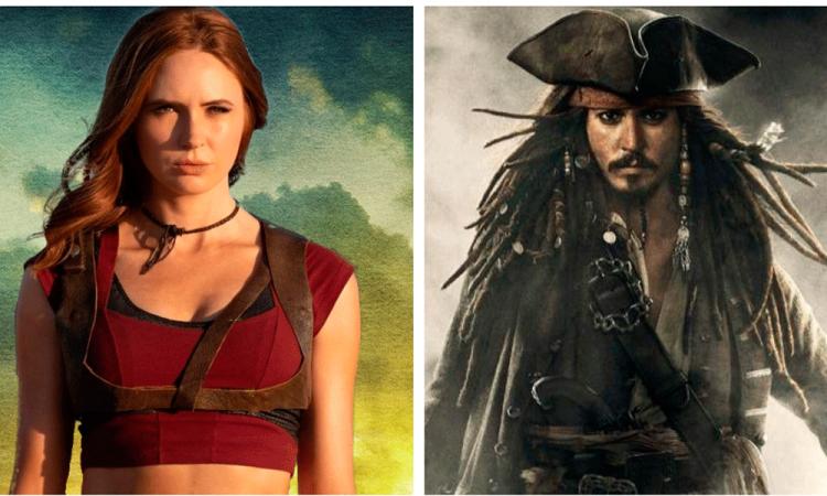 Piratas del Caribe: Sin Johnny Depp como Jack Sparrow