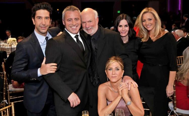 Especial de 'Friends' se grabará en septiembre