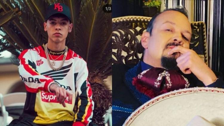 Pepe Aguilar se vuelve tendencia al protagonizar pleito con Natanael Caro