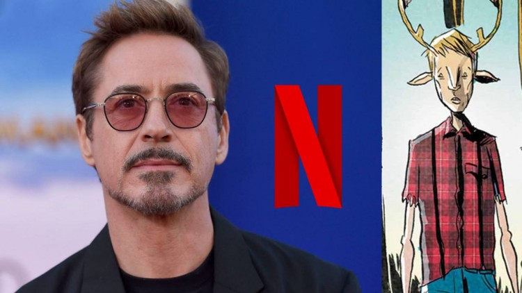 Robert Downey Jr. Y Netflix adaptarán el cómic de culto de Vertigo Sweet Tooth