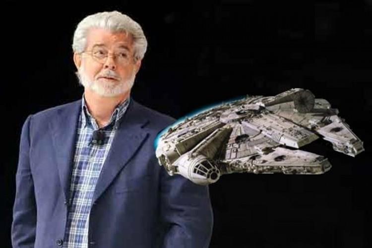 Festejan en redes cumpleaños de George Lucas