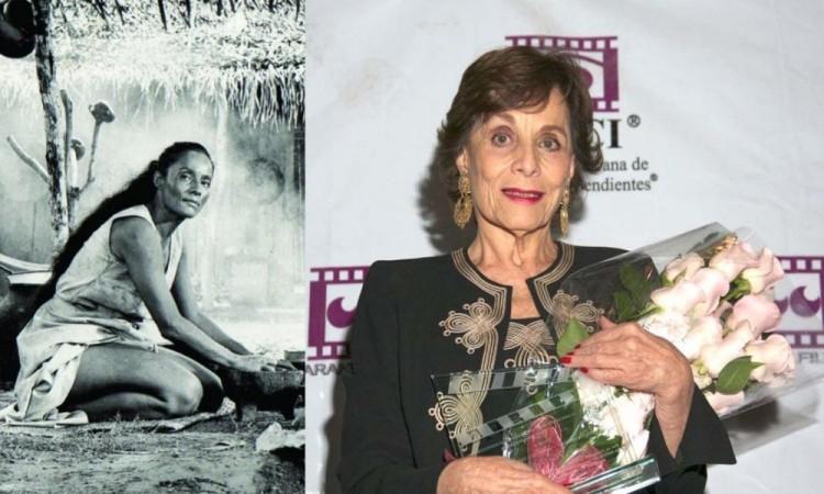 A los 82 años, muere la actriz mexicana Pilar Pellicer