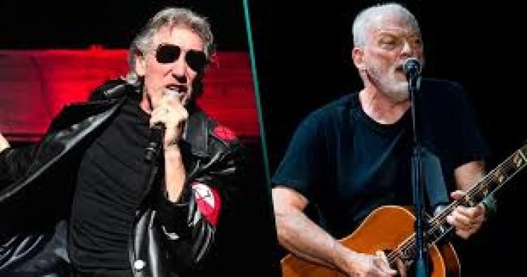 David Gilmour le prohíbe a Roger Waters usar la página de Pink Floyd