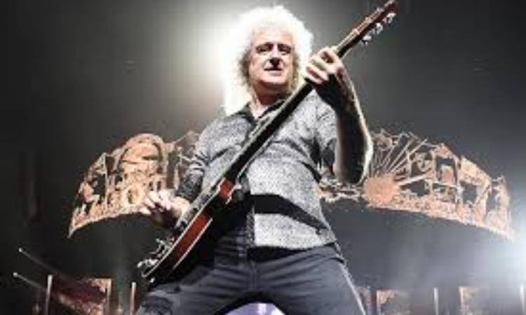 Al borde de la muerte, Brian May sufrió un ataque al corazón