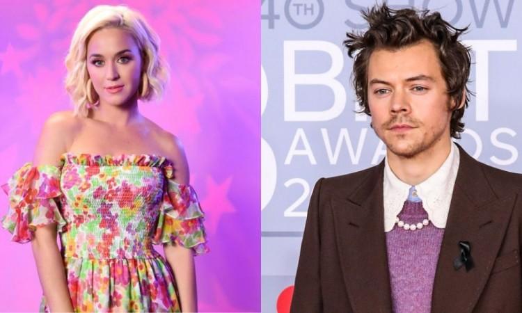 Harry Styles y Katy Perry apoyan al pago de fianza de protestantes