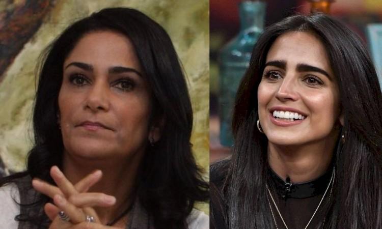 Bárbara de Regil se defiende tras el mensaje de  la periodista Lydia Cacho