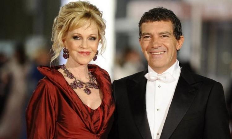 Antonio Banderas habla sobre su amistad con Melanie Griffith