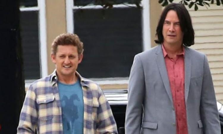 Revelan tráiler de Bill & Ted Face the Music con Keanu Reeves