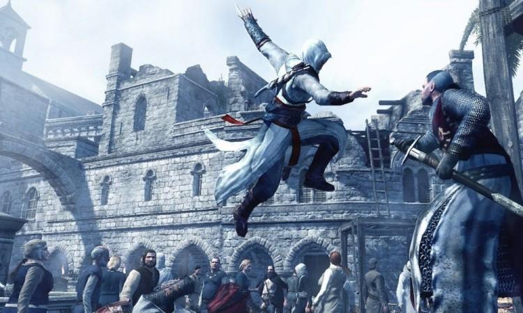 Ubisoft impulsa el aprendizaje de historia mediante videojuegos