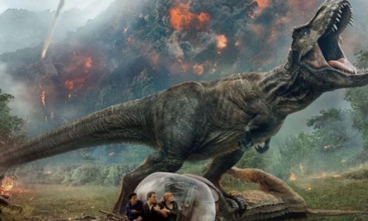 Reanuda 'Jurassic World 3' su rodaje en julio