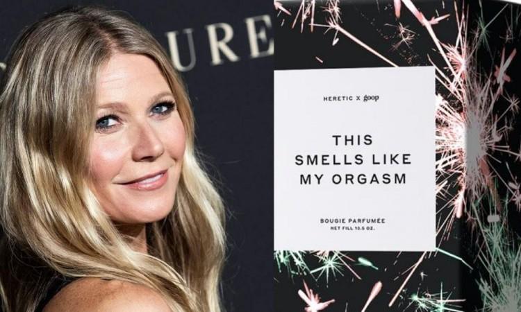 Gwyneth Paltrow lanza sus nuevas velas con olor a sus orgasmos