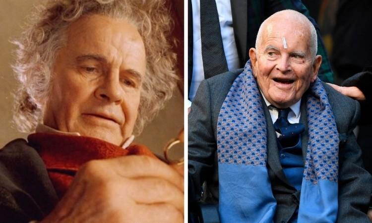 Muere el actor Ian Holm, Bilbo Baggins del El Señor de los Anillos
