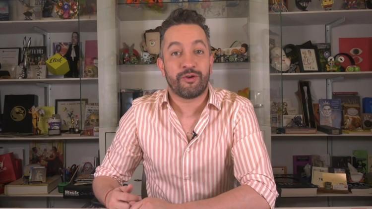 Chumel Torres: No tiene que cambiar el humor, somos comediantes, no políticos