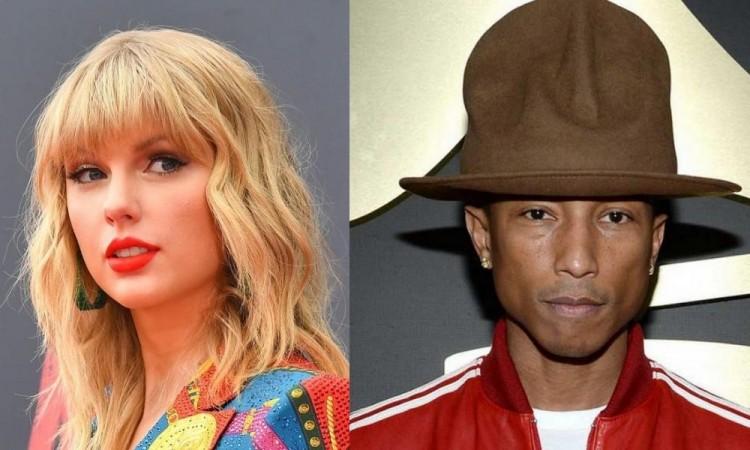 Pharrell Williams y Taylor Swift piden que Juneteenth sea festivo en EU