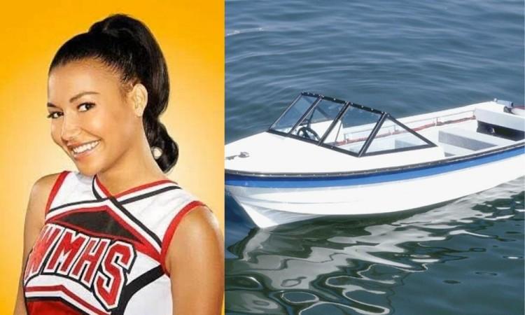 """Presumen que Naya Rivera actriz de """"Glee"""" se ahogó en un lago de Los Ángeles."""