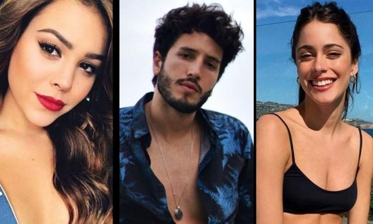 Los rumores de un romance entre Danna Paola y Yatra habrían provocado su ruptura con TINI.