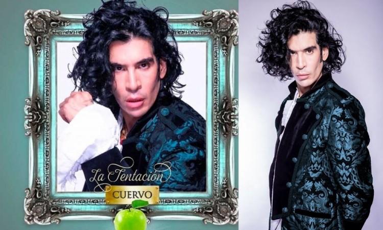 Andrés Cuervo llega con 'La tentación'