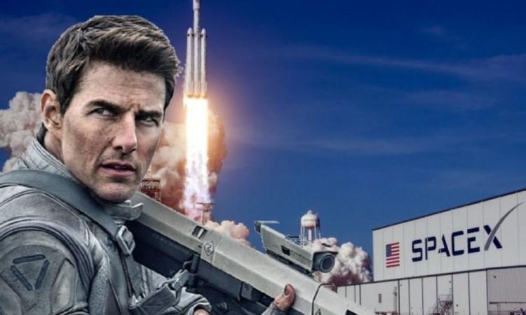 ¿Crisis en el cine? para nada Universal gastará 200 millones por película de Tom Cruise en el espacio