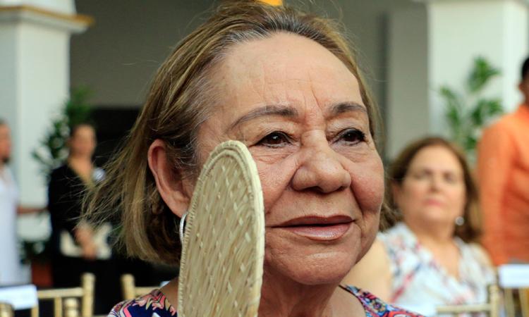 Muere Mercedes Barcha, viuda de García Márquez, en Cdmx