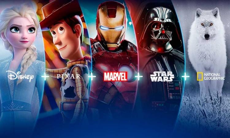[NO PUBLICAR] Disney+ anuncia que saldrá en México el 17 de noviembre
