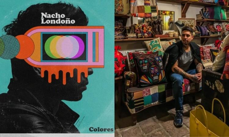 """El artista colombiano Nacho Londoño presenta su reciente sencillo """"Colores"""""""