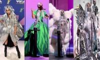 Impone moda de pandemia, las máscaras de Lady Gaga las verdaderas ganadoras de los MTV VMA