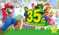 Feliz cumpleaños 35 Super Mario Bros