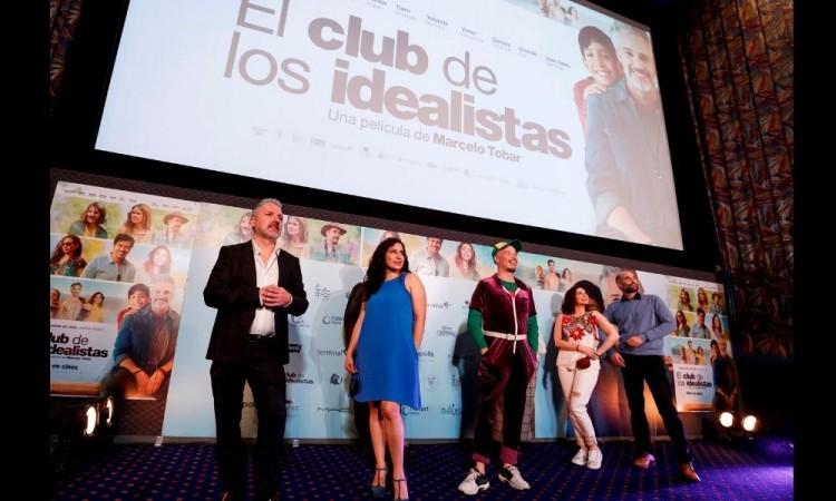 La película llegará a las salas nacionales el 24 de septiembre.