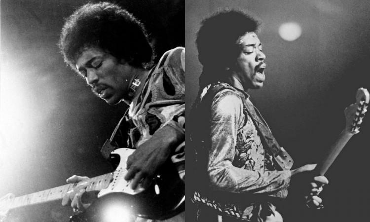 Jimi Hendrix a medio siglo de su muerte es la mejor guitarra de la historia del rock