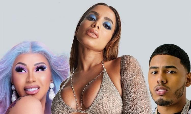 Para mí es más que un sueño hecho realidad: Anitta sobre su nuevo sencillo al lado de Cardi B. y Myke Towers