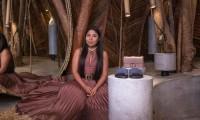 Reaparece Yalitza Aparicio como vocera por la igualdad