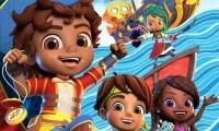 """""""Santiago of the Seas"""", una nueva serie bilingüe de Nickelodeon"""