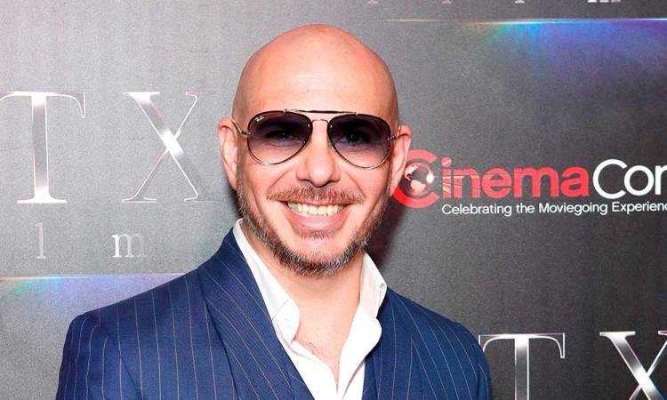 Pitbull dará dos conciertos en una plataforma digital para relajarnos