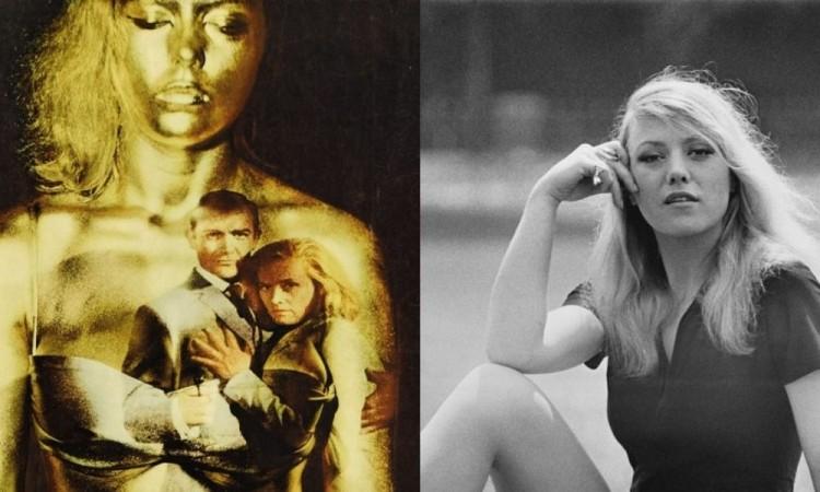 """Muere Margaret Nolan, la """"mujer dorada"""" de 'James Bond a los 76 años"""