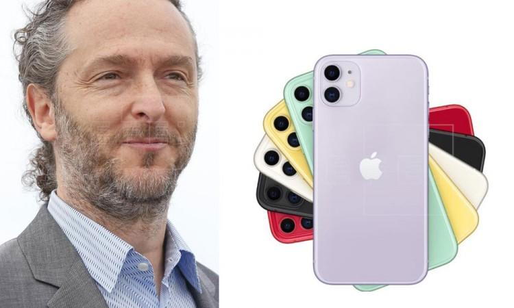 Chivo Lubezki filma con el nuevo iPhone 12