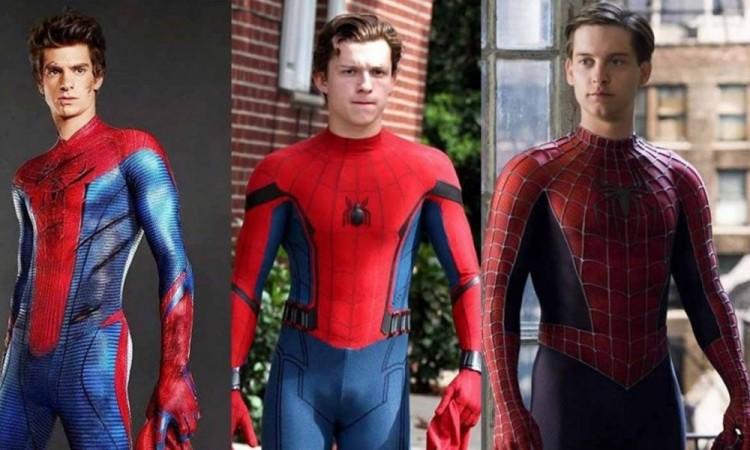 La nueva cinta de Marvel Studios y Sony reuniría a los tres Spider-Man del cine