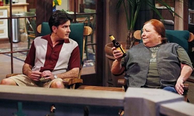 """Interpretó a Berta en la serie """"Two And a Half Men""""."""