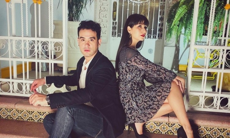 Lavinia Ekaterina y Freddie Alva lanzan sencillo a dueto 'Dónde Estás'