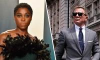 ¡Adiós Daniel Craig, hola Lashana Lynch! Ella será la nueva agente 007