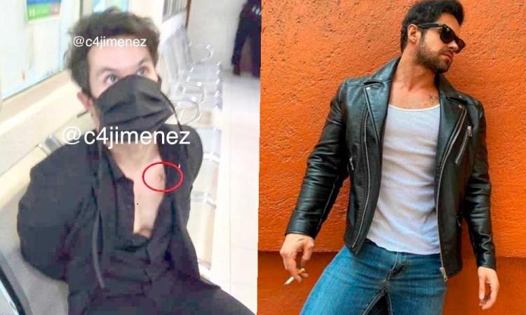 Detienen a Eleazar Gómez por golpear y agredir a su novia